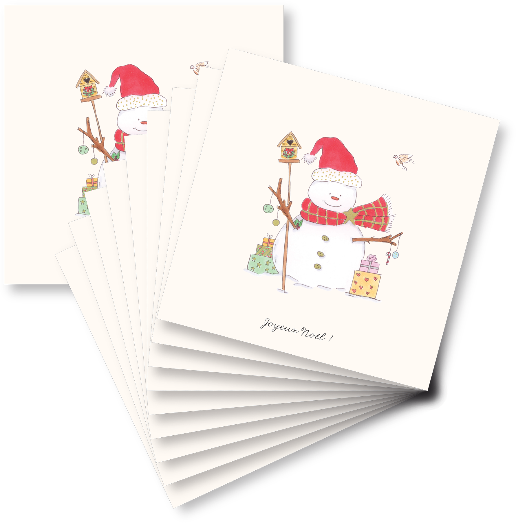 Pack : pack illustrations Joyeux Noel